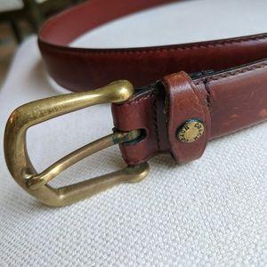 Men's Coach belt